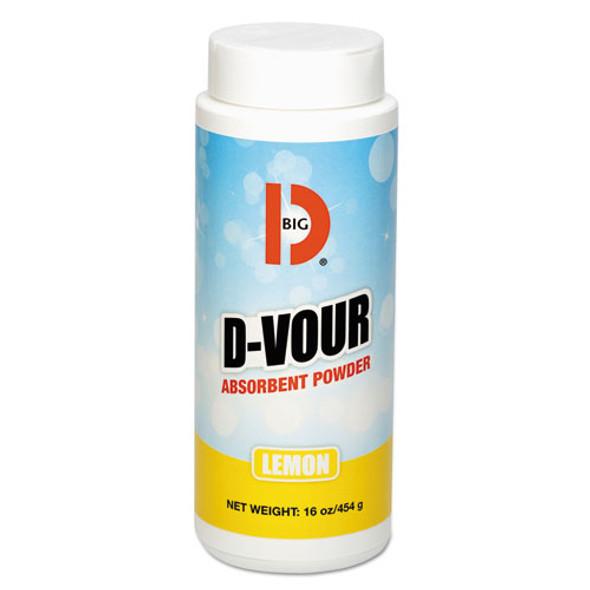 Big D Industries D-Vour Absorbent Powder