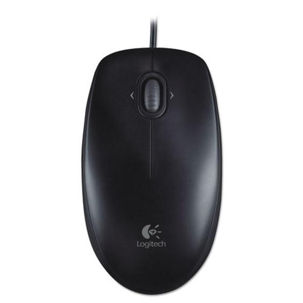 Logitech M100 Corded Optical Mouse