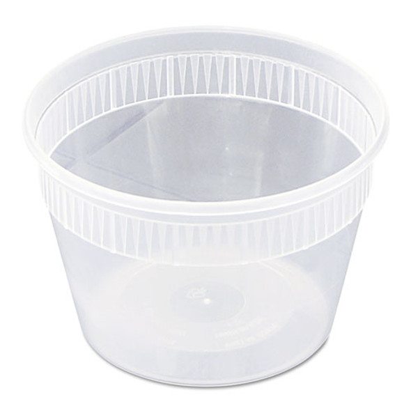 Pactiv DELItainer Microwavable Container Combo - PCTYSD2516