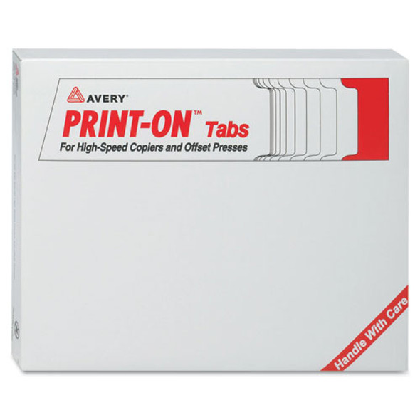 Avery Copier Customizable Print-On Dividers - AVE20406