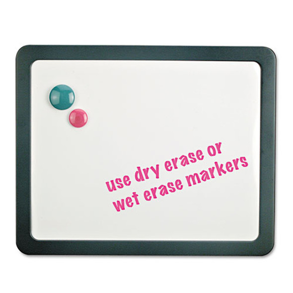 Universal Deluxe Recycled Cubicle Dry Erase Board
