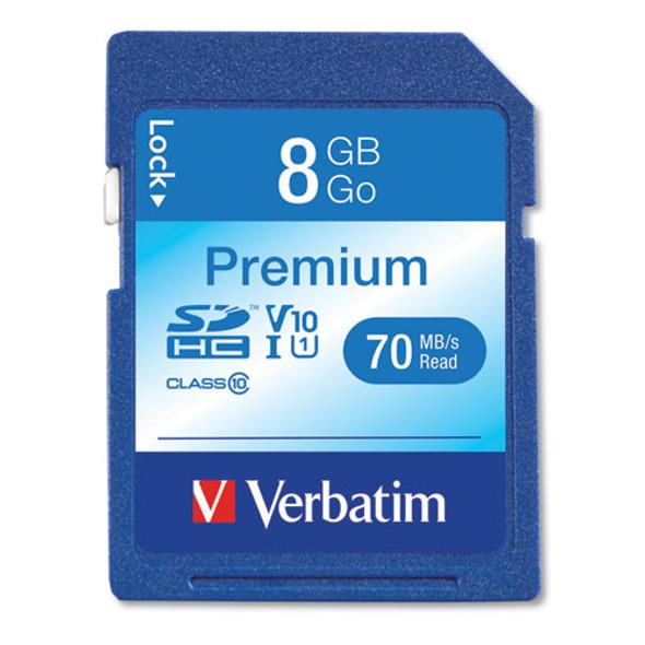 Verbatim Premium SDHC Cards - VER96318