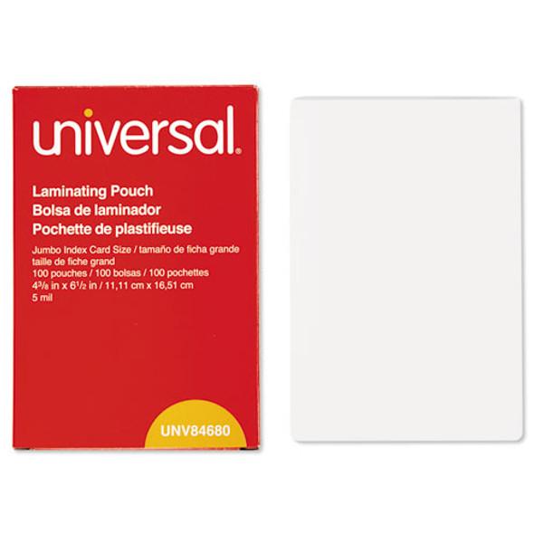 Universal Laminating Pouches - UNV84680