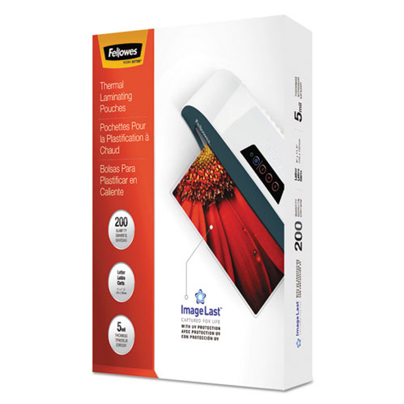 Fellowes ImageLast Laminating Pouches with UV Protection - FEL5245301