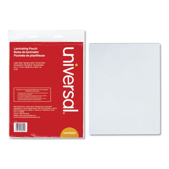 Universal Laminating Pouches - UNV84620