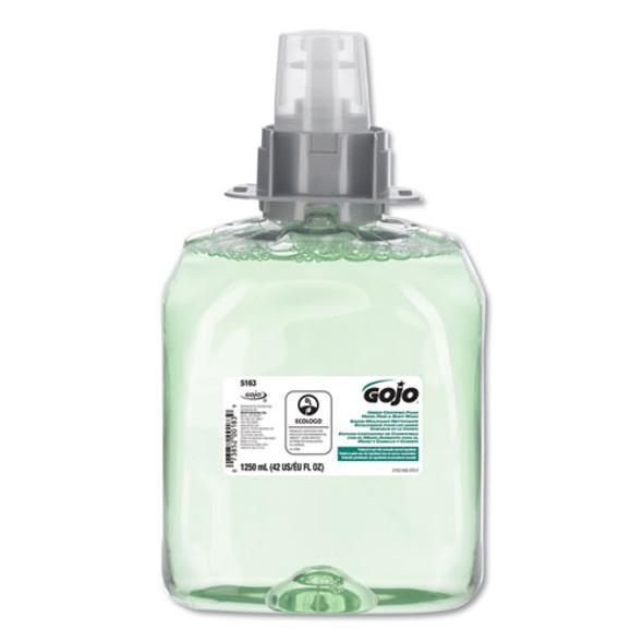 GOJO Luxury Foam Hair & Body Wash