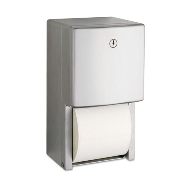 Bobrick ConturaSeries Two-Roll Tissue Dispenser