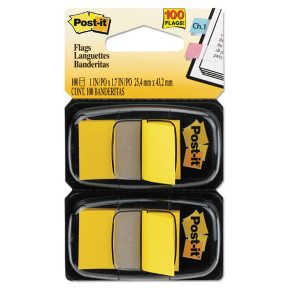 """Post-it Flags Assorted Color 1"""" Flag Refills - MMM680YW2"""