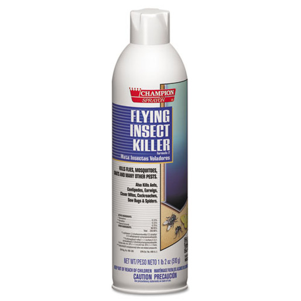 Chase Products Champion Sprayon Flying Insect Killer