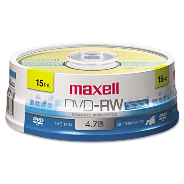 Maxell DVD-RW Rewritable Disc
