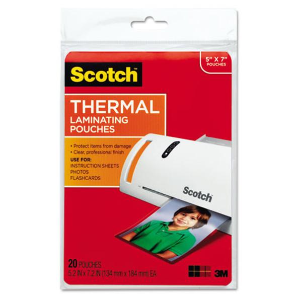 Scotch Laminating Pouches - MMMTP590320