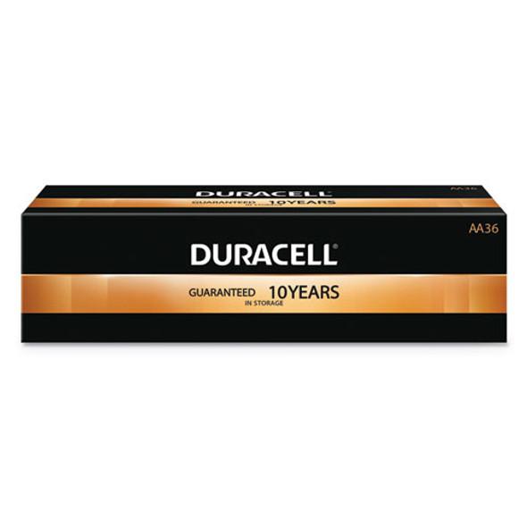 Duracell CopperTop Alkaline Batteries - DURAACTBULK36