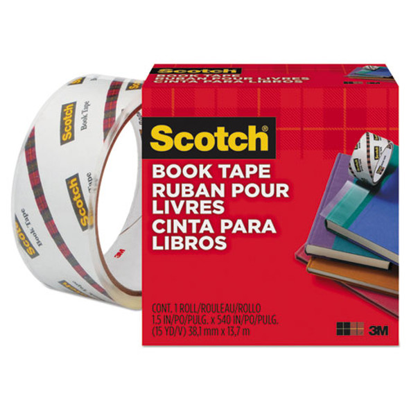 Scotch Book Tape - MMM845112