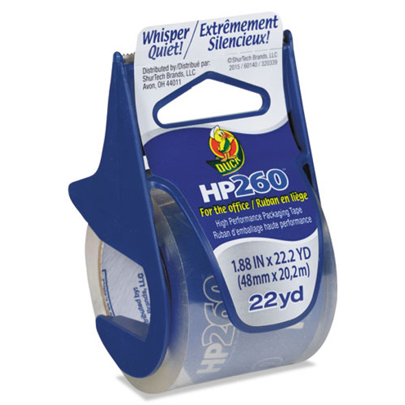 Duck HP260 Packaging Tape with Dispenser - DUC0007427