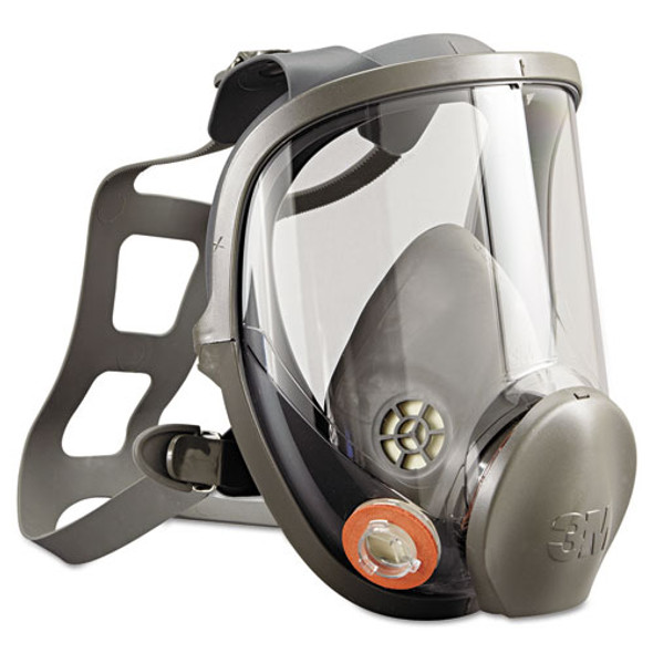 3M Full Facepiece Respirator 6000 Series, Reusable - MMM6900