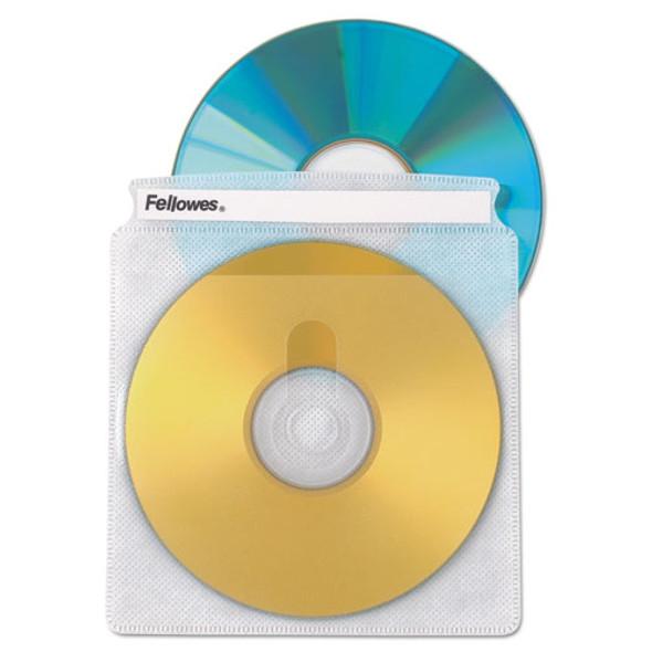 Fellowes CD/DVD Sleeves