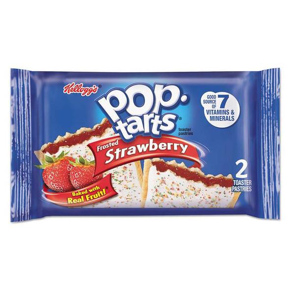 FOOD,POP TART,STRAWBERRY