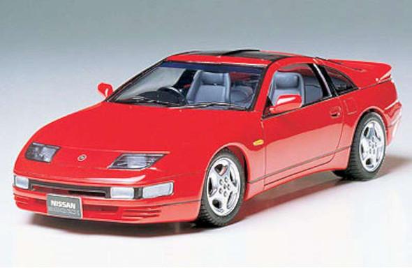 Nissan 300ZX Turbo, 1/24 by Tamiya, Model Car