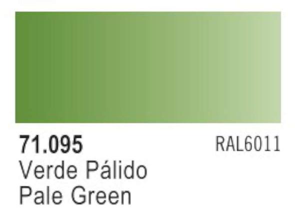 Vallejo 71095 Pale Green