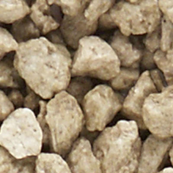 Woodland Scenics C1285 Extra Coarse Natural Talus - 25 Cubic Inches