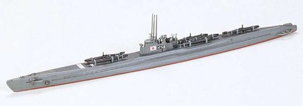 Submarine I-58, 1/700 by Tamiya, Model Ship