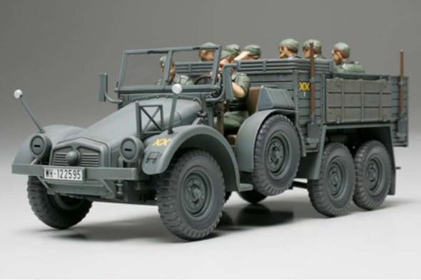 Tamiya - 32534 1/48 German 6x4 Truck Krupp Protze L2H143 Kfz.70