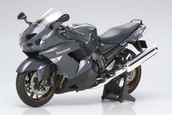 Tamiya - 14111 1/12 Kawasaki ZZR 1400 - Plastic Model
