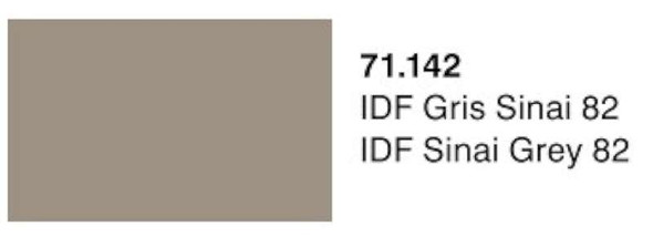 Model Air - Singles Model Air: IDF Sinai Grey 82 (17 ml)