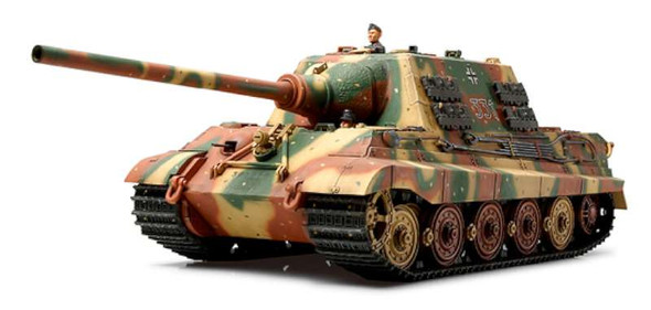 Tamiya - 35295 1/35 German Heavy Tank Destroyer Jagdtiger