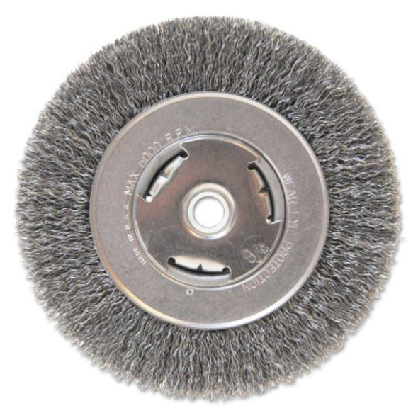Anchor Brand Light Duty Crimped Wheel Brushes