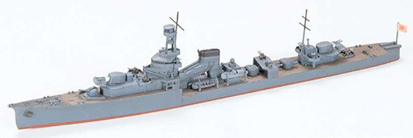 Model Boats - Yubari Au 1:700- 1:700 -Tamiya