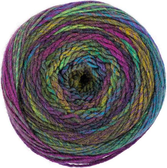 Red Heart Yarn Roll With It Melange Cat Walk