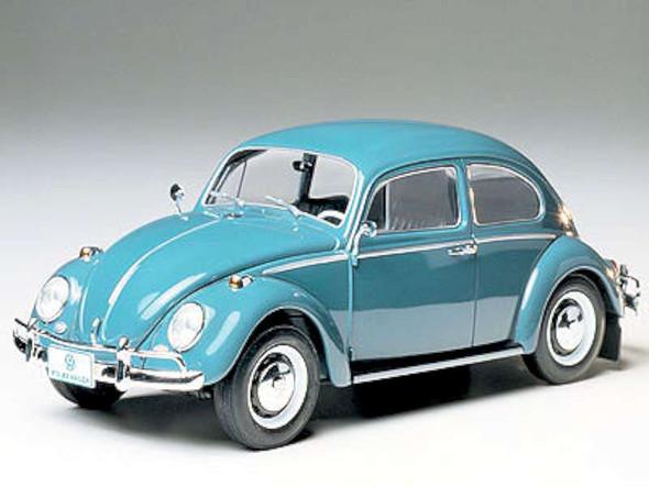 Tamiya 1/24 66 Volkswagen Beetle Plastic Model Car Kit