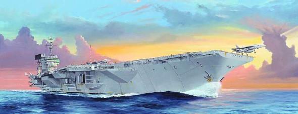 5619 Trumpeter - 5619 1/350 USS Kitty Hawk CV-63 Aircraft Carrier Plastic Model Ship Kit