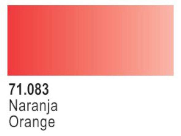 Vallejo Orange Paint, 17ml