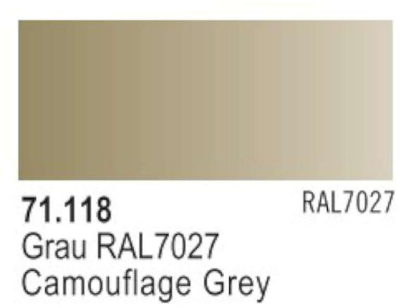 Game Air - Singles Model Air: Camouflage Grey (17 ml)