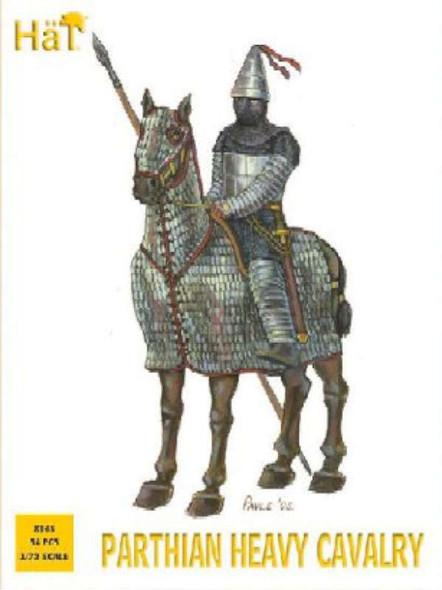 Hat Industrie 18 Parthian Heavy Cavalry Plastic Soldiers 8145