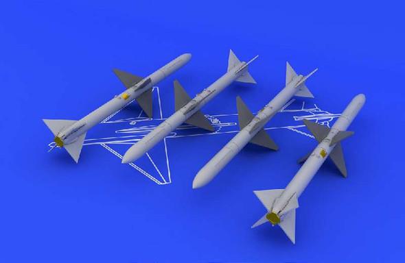 AIM-7M Sparrow- 1:48 -Eduard Brassin