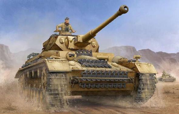 Trumpeter 1/16 German PzKpfw IV Ausf.F2 Medium Tank 919