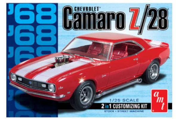 1/25 1968 Camaro Z28 Car (2 in 1)