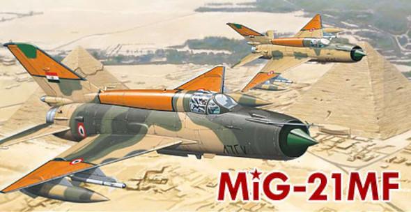 Eduard EDK8231 MiG-21MF 1:48 Plastic Kit