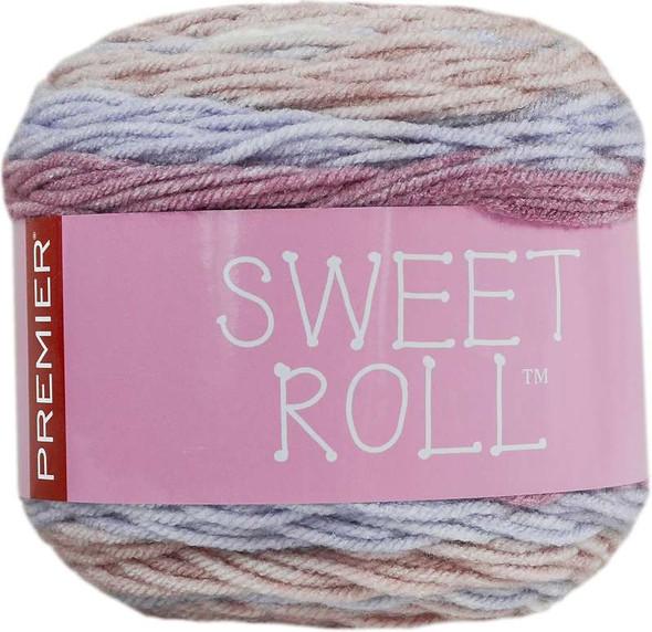 Premier Yarns Sweet Roll Yarn Honey Lavender