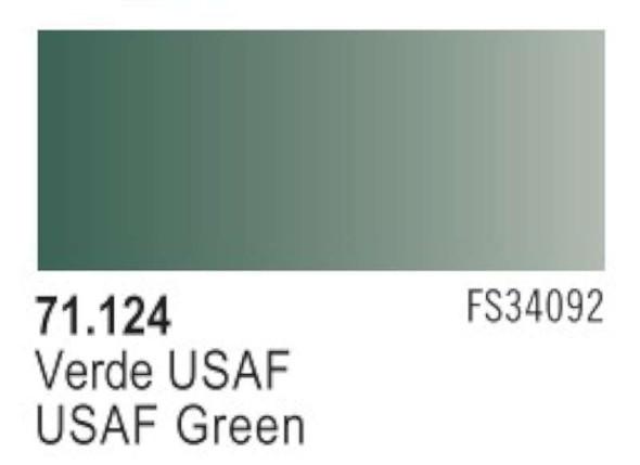 Vallejo USAF Green Paint, 17ml