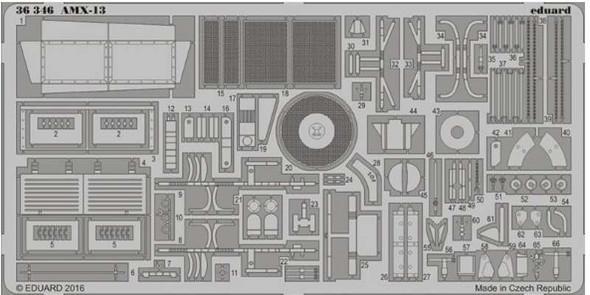 1/35 Armor- AMX13 for TAM