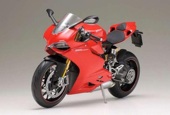 Tamiya - 14129 1/12 Ducati 1199 Panigale S - Plastic Model