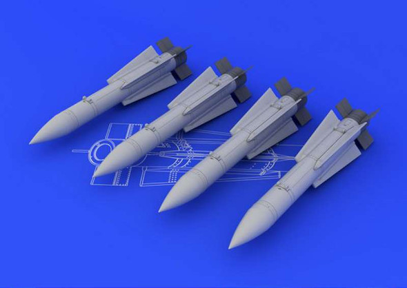 AIM-54C Phoenix for June 2013 release. - 1:48 -Eduard BR