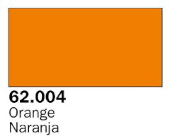 Vallejo : Premium Airbrush Paint : 60ml : Orange