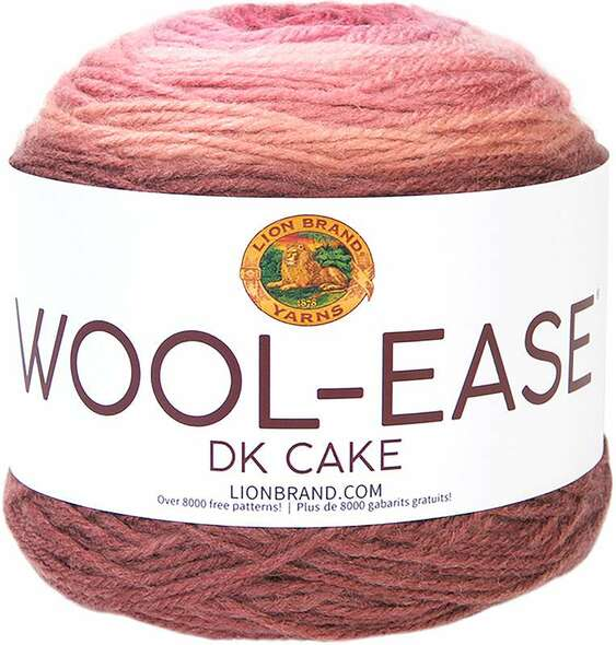 Lion Brand Wool-Ease DK Cakes Forever Young