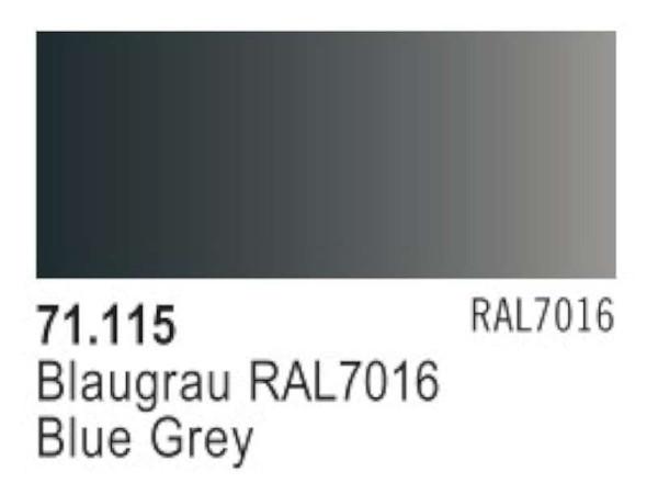 Vallejo Blue Grey Paint, 17ml