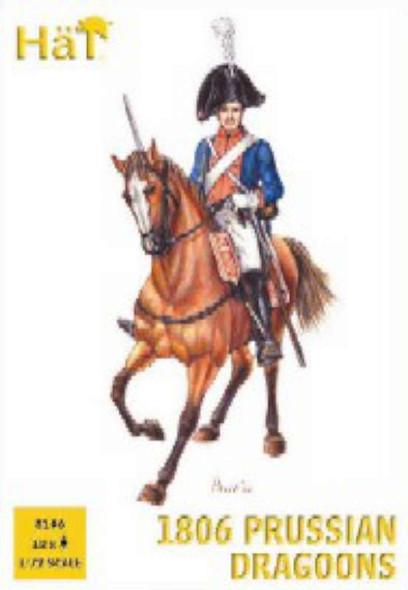 Hat Industrie Napoleonic Prussian Dragoon:72